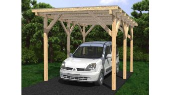 Automobilio stoginė 3,6 x 5 m